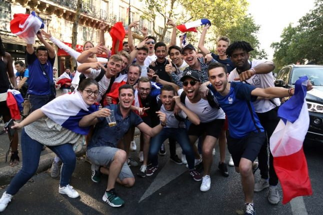 'Winning World Cup would unite France, if just for a short while'