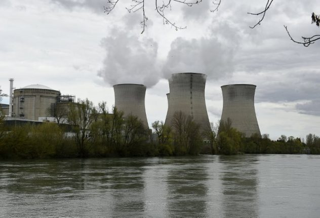 French MPs warn of nuclear power safety 'failings'