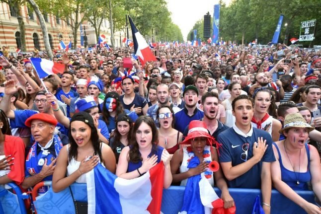 'Allez putain!': The French lingo and songs you'll need for the World Cup final