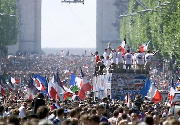 Victory parade: When do France's World Cup heroes arrive in Paris?