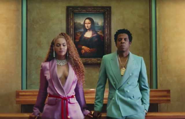 Louvre creates new Beyonce and Jay-Z art tour