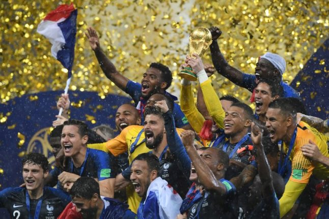'Africa won the World Cup?': French players (and Obama) have final word