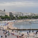 French navy defuses WWII shell on Riviera beach