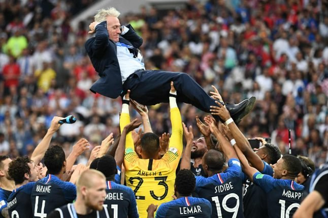 Three things we learned from France's World Cup final win