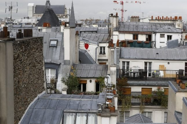 Paris vows to bring back rent caps in autumn as prices soar