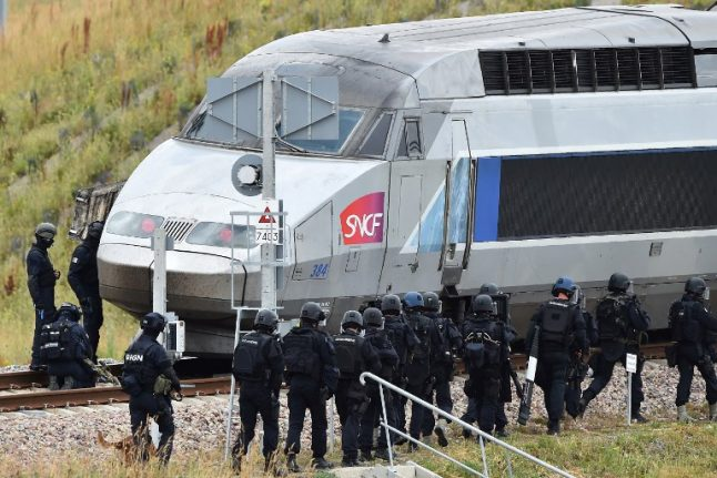 France to deploy undercover 'marshalls' on trains due to terror threat