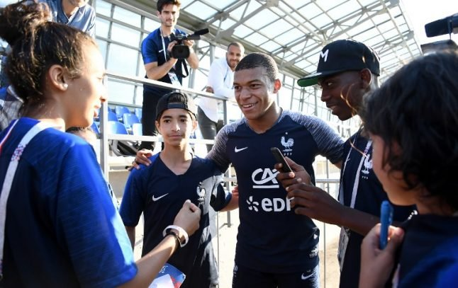 Boys from the banlieues: France football team ignites dreams in gritty estates