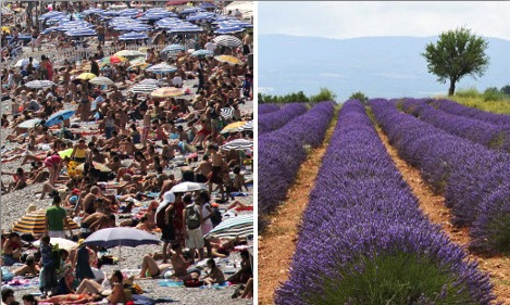 The best and worst things about France in the summer
