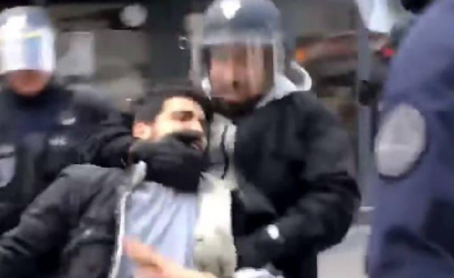Macron's security aide who struck French protester to be fired