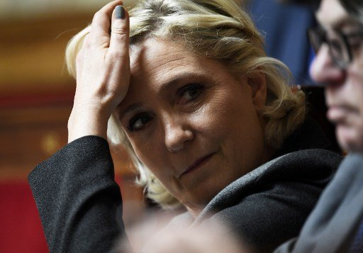Le Pen's far-right National Rally left high and dry by €2 million funding cut