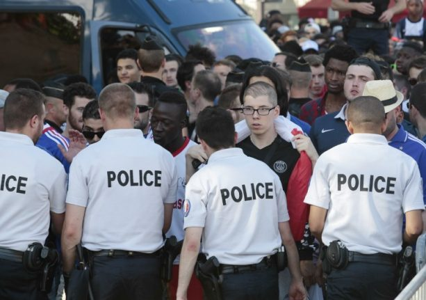France to deploy 110,000 police officers for Bastille Day and World Cup final