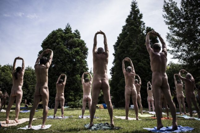 Naked ambition: Understanding the naturism boom in France