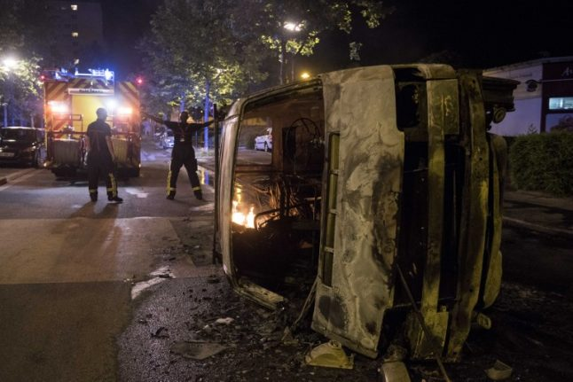 French government calls for calm after riots over police killing