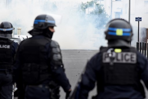 French cop charged with manslaughter as shooting sparks fourth night of riots