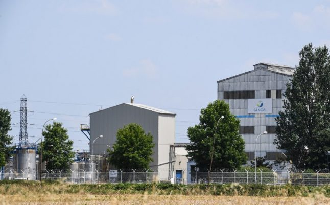 Chemical factory closed in south west France after toxic waste outcry