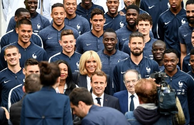 French ambassador to US rows with TV host over 'African-ness' of World Cup team