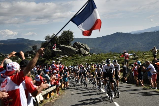 'It's a French cultural thing': Angry Team Sky chief Brailsford blasts Tour de France abuse