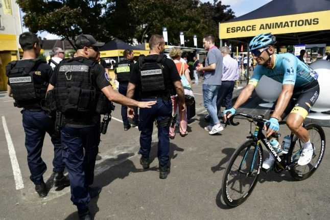 'The threat of terrorism is real': Security set to be tight at this year's Tour de France