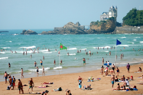 France's top ten beaches to stay cool and relax on