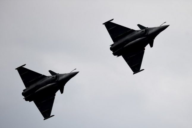 France sees arms exports halved but still depends on Middle East clients
