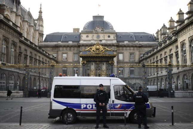French police 'in crisis' due to strain of working conditions