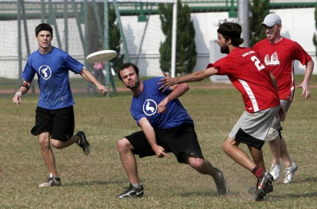 French frisbee tournament scrapped after foreign players hit by food poisoning