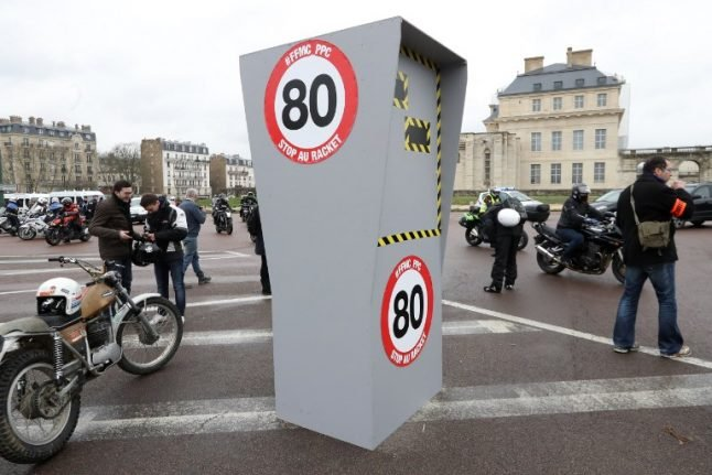 France has changed the speed limit: Here's what you need to know