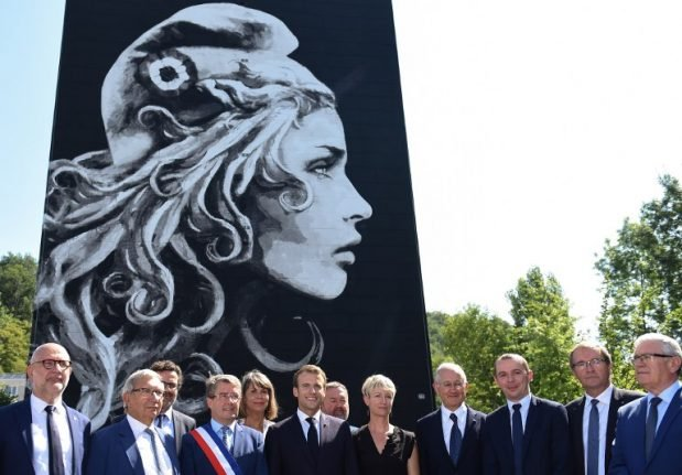The new 'Marianne': France unveils modern face of the French Republic