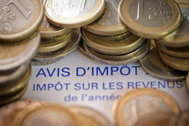 France pulls in €18 billion through fighting tax fraudsters