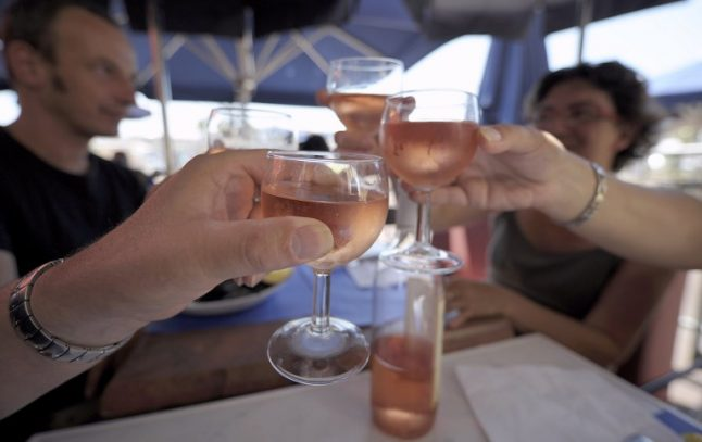 Ten million bottles French rosé wine turns out to be cheap Spanish plonk
