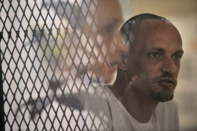 Indonesia deports French drug smuggler after 18 years