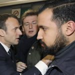 'Stupid mistake'...'a storm in a teacup': Macron and Benalla play down scandal