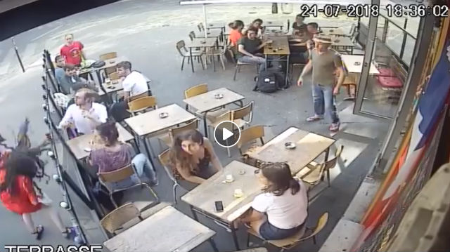 Video of Parisian woman hit by street harasser leaves France shocked