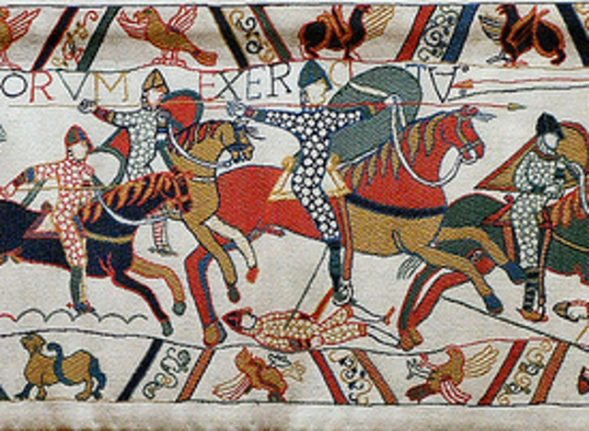 France to work with UK in Bayeux Tapestry conservation push