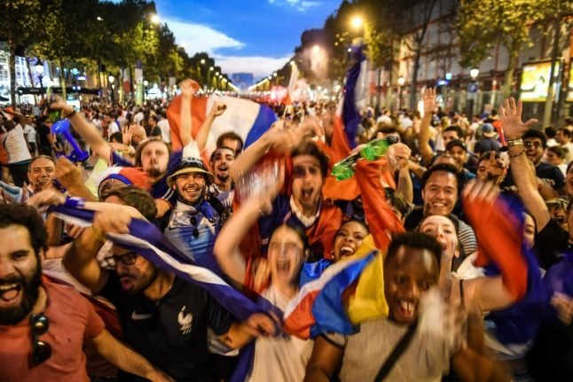 'Me Too Football': Women in France denounce sex assaults during World Cup celebrations