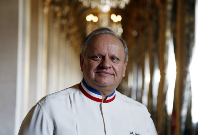 World's most Michelin-starred French chef dies at 73