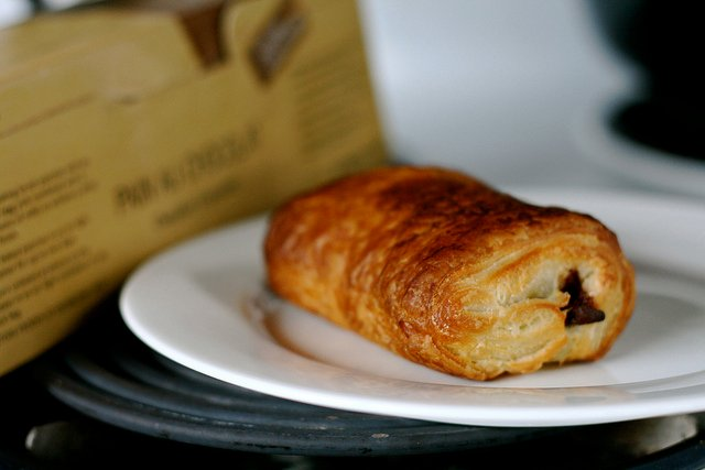 French woman almost chokes on 2.5cm screw inside pain au chocolat