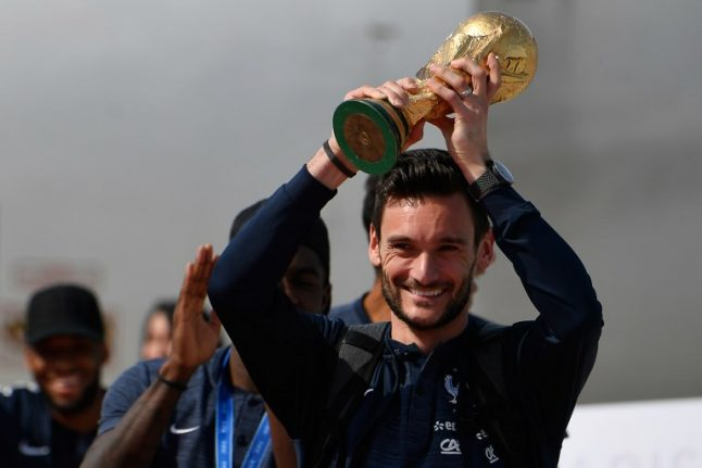 French World Cup captain Lloris charged with drink-driving