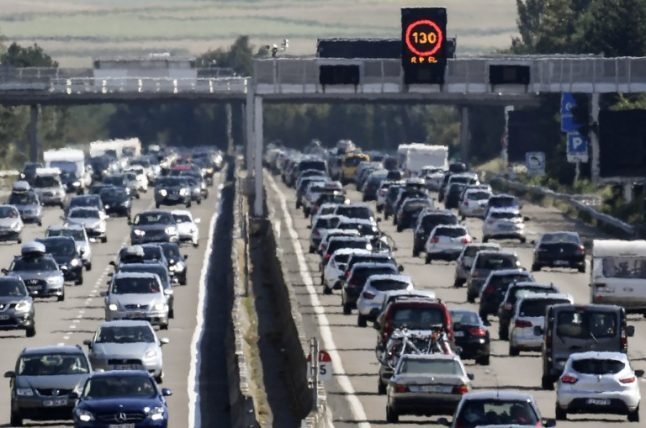 Holidaymakers in France warned about driving as heatwave alerts extended