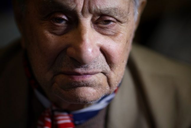 Last survivor of famed immigrant French Resistance group dies at 101