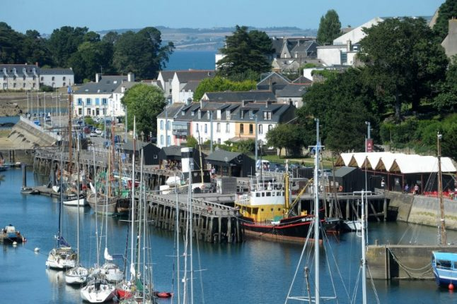 French villages woo doctors with sea view homes, boats and fancy restaurants