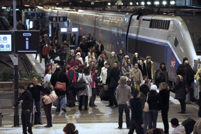 France's heatwave subsides as violent thunderstorms cause train chaos
