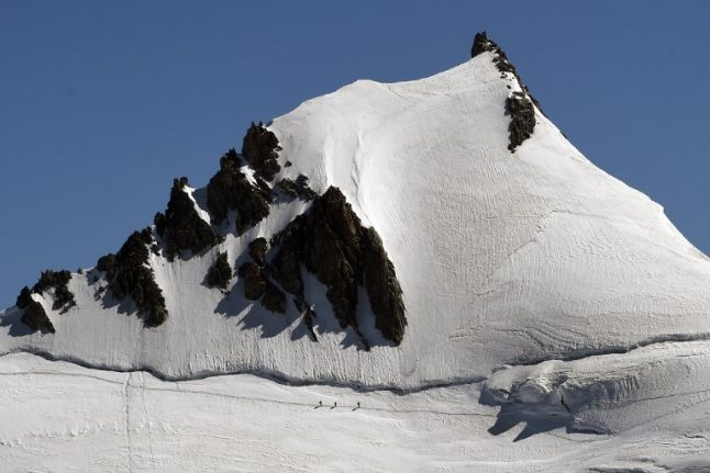Another climber killed on France's Mont Blanc