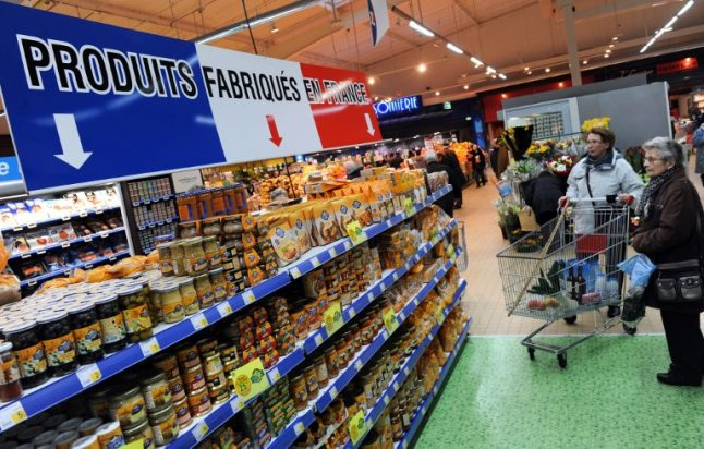 France's Carrefour and UK's Tesco sign own-brand food sharing deal