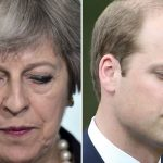Theresa May and Prince William visit France to mark centenary of key WW1 battle