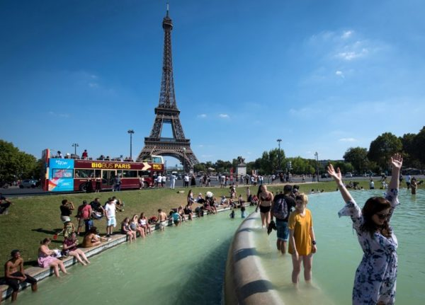 Worst of heatwave yet to come as France braces for 'terrible' Tuesday