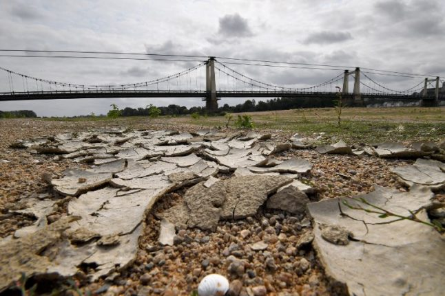 France brings in water restrictions to battle drought