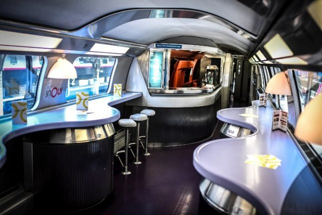 France launches the beginning of the end of the traditional TGV trains