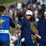 Veterans help Europe seize Ryder Cup lead