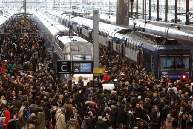 Your views: After living in the US and the UK I cherish the Paris transport system